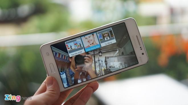 Thuc te Samsung Galaxy Grand Prime chuyen chup 'tu suong' hinh anh 9