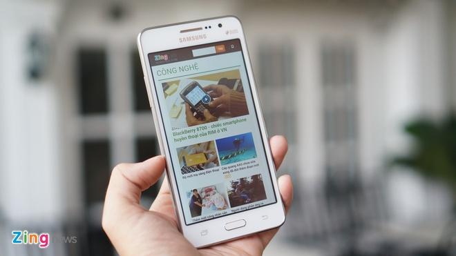 Thuc te Samsung Galaxy Grand Prime chuyen chup 'tu suong' hinh anh 7