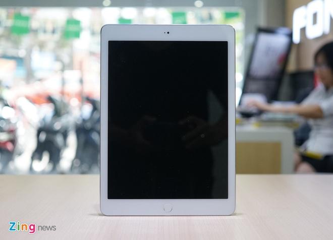 Mo hinh iPad Air 2 xuat hien tai VN truoc ngay ra mat hinh anh 1