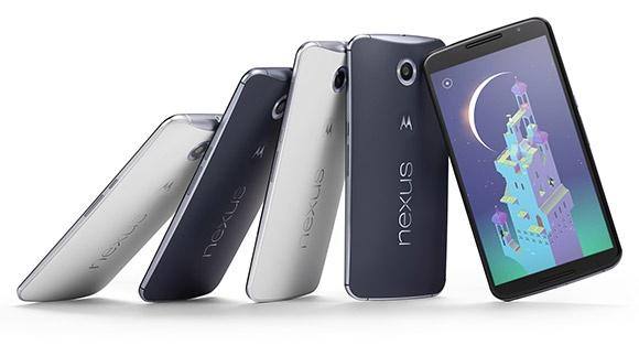 Nexus 6 man hinh 6 inch va may tinh bang Nexus 9 trinh lang hinh anh