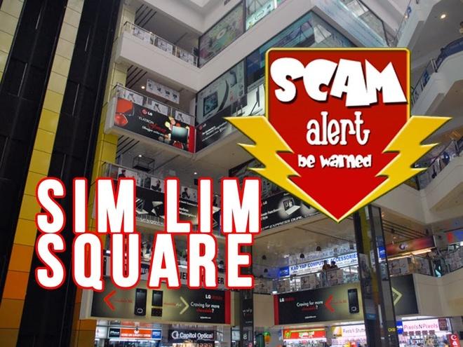 Bi lua o Sim Lim va kinh nghiem mua do dien tu o Singapore hinh anh