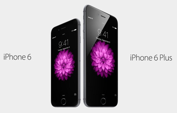 iPhone 6 ban chay gap ba lan iPhone 6 Plus hinh anh