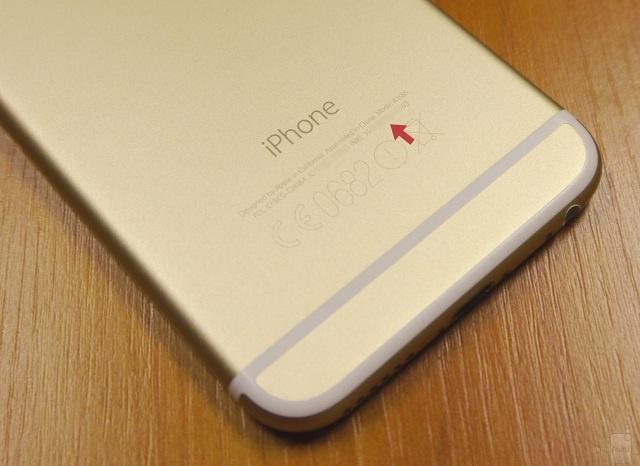 thay pin mien phi iPhone 6S anh 1