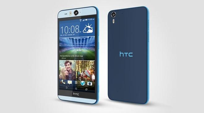 Smartphone chup tu suong 13 cham cua HTC co gia 12,5 trieu hinh anh