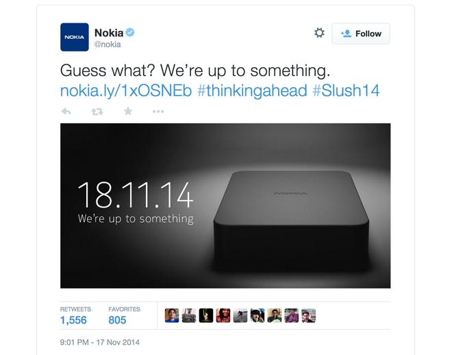 Nokia ra mat mot thiet bi bi an trong hom nay hinh anh