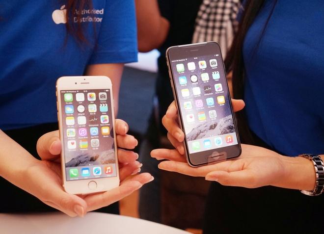 iPhone 6 sot gia 70 trieu va Nokia tu gia hot nhat nam 2014 hinh anh