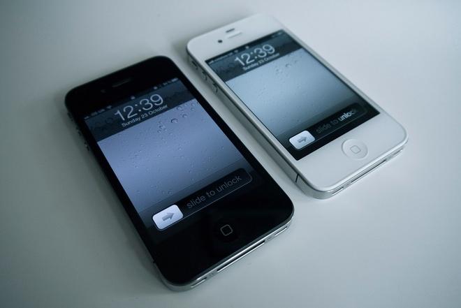 iPhone 4, 4S an iCloud gia 2-3 trieu hut khach o Sai Gon hinh anh 1