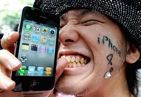 Nguoi Sai Gon, Ha Noi tim kiem iPhone nhieu nhat the gioi hinh anh