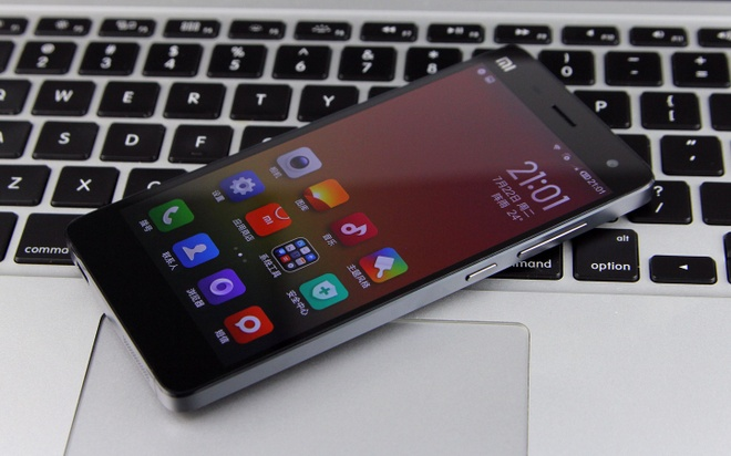 5 smartphone xach tay Trung Quoc gia tot ban chay o VN hinh anh