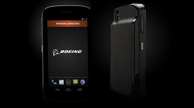 BlackBerry va Boeing dang san xuat smartphone chay Android hinh anh