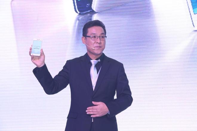 Samsung trinh lang Galaxy A3 va Galaxy A5 tai Viet Nam hinh anh