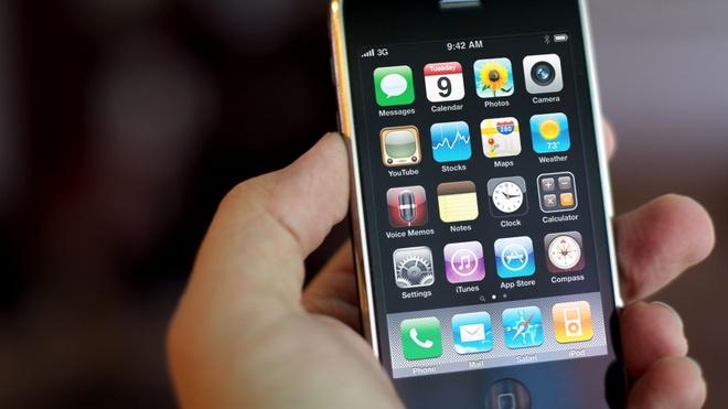 Mau iPhone nao dep nhat tu truoc den nay? hinh anh 1