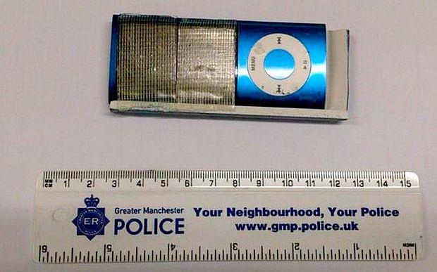 Trom tien tu may ATM bang iPod Nano hinh anh