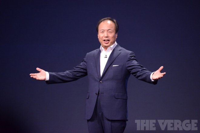 Samsung trinh lang bo doi Galaxy S6 va S6 Edge hinh anh 1