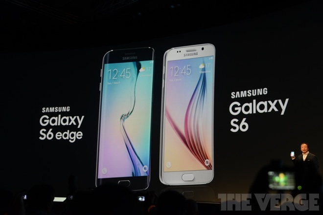 Samsung trinh lang bo doi Galaxy S6 va S6 Edge hinh anh 2