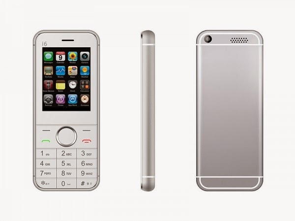 Dien thoai co ban nhai iPhone 6 gia 550.000 dong o Sai Gon hinh anh 1