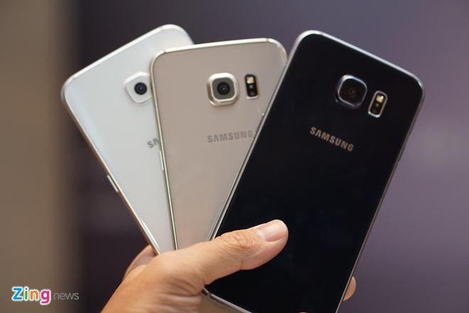 Mo hop Galaxy S6 sap ban tai Viet Nam, gia tu 16,6 trieu hinh anh 12