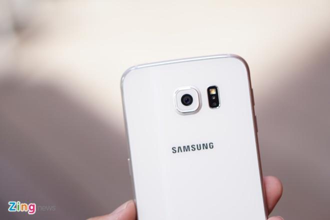 Mo hop Galaxy S6 sap ban tai Viet Nam, gia tu 16,6 trieu hinh anh 5