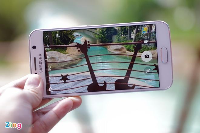 Mo hop Galaxy S6 sap ban tai Viet Nam, gia tu 16,6 trieu hinh anh 11