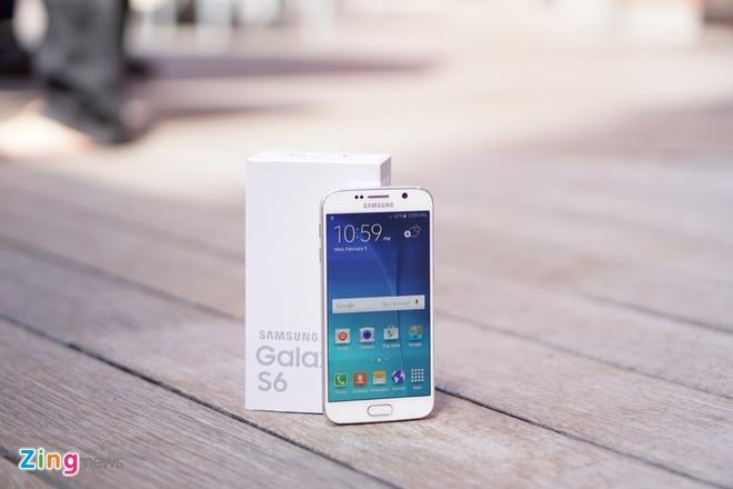 Mo hop Galaxy S6 sap ban tai Viet Nam, gia tu 16,6 trieu hinh anh 3