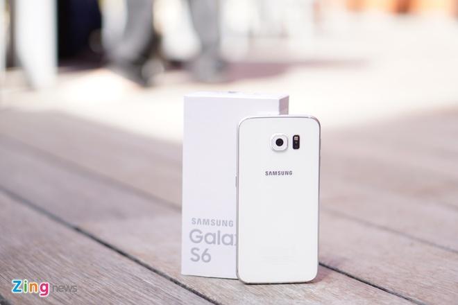 Mo hop Galaxy S6 sap ban tai Viet Nam, gia tu 16,6 trieu hinh anh 4