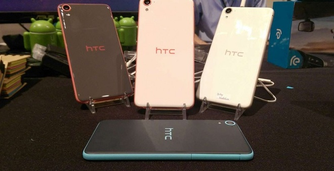 3 smartphone HTC dep, gia tu 2,7 trieu sap ban o VN hinh anh