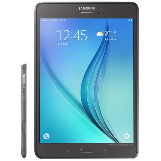 Samsung Galaxy Tab A nguyen khoi, dang mong sap len ke o VN hinh anh