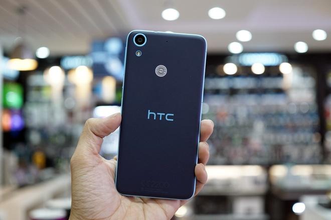 Mo hop HTC Desire 626G Plus gia 5,4 trieu, camera 13 MP hinh anh