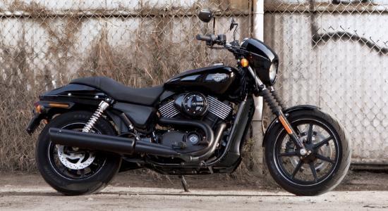 Harley Davidson bi trieu hoi vi lap thieu do va loi dinh con hinh anh