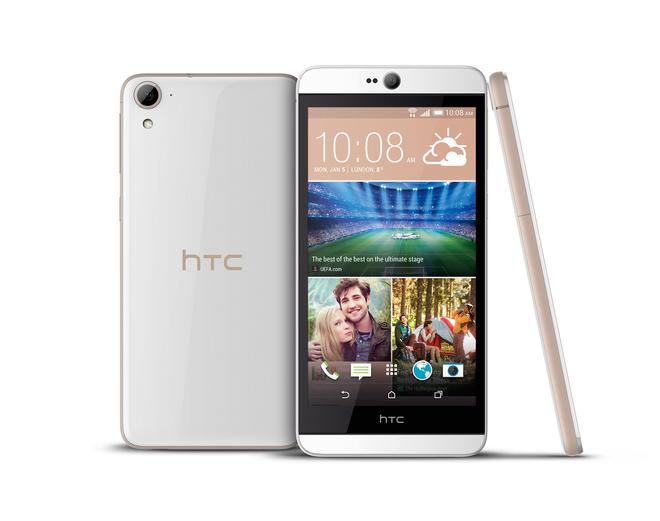 HTC Desire 826 len ke tai Viet Nam voi gia 8,69 trieu dong hinh anh