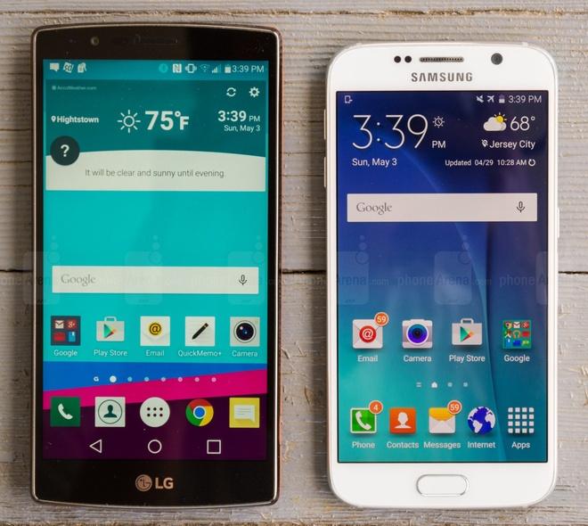 5 ly do mua LG G4 thay vi Samsung Galaxy S6 hinh anh