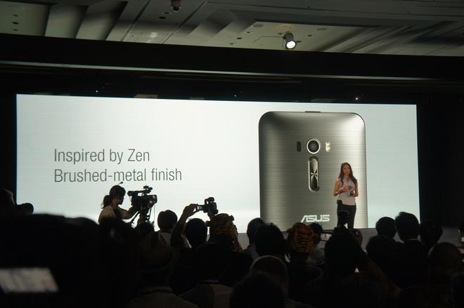 Asus ra mat Zenfone Selfie voi 2 camera 13 MP hinh anh