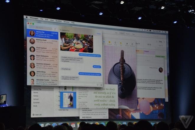Mac OS X El Capitan ra mat voi nhieu tinh nang tu Windows hinh anh