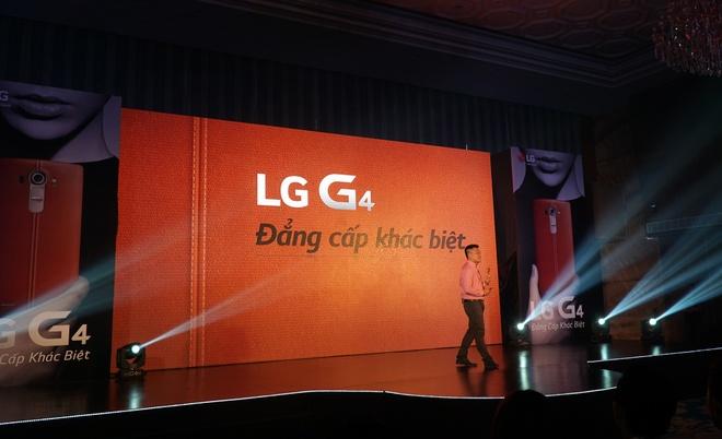 LG G4 quyet tranh mieng banh thi phan cao cap o VN hinh anh