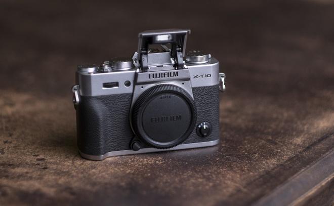 Fujifilm X-T10 ra mat tai Viet Nam, gia tu 16,9 trieu dong hinh anh