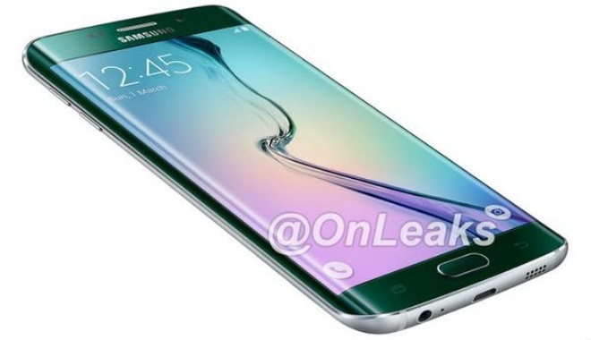 Lo anh Galaxy S6 Edge Plus dung chip Snapdragon 808 hinh anh