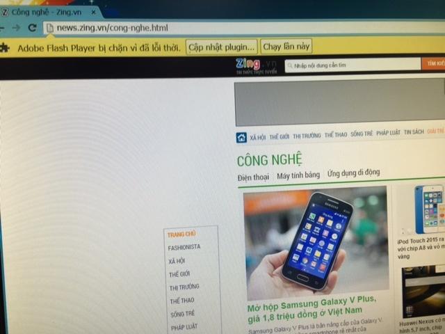 Chrome, Firefox da duoc khac phuc loi Adobe Flash hinh anh