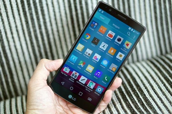 Danh gia LG G4: Smartphone co man hinh va camera xuat sac hinh anh