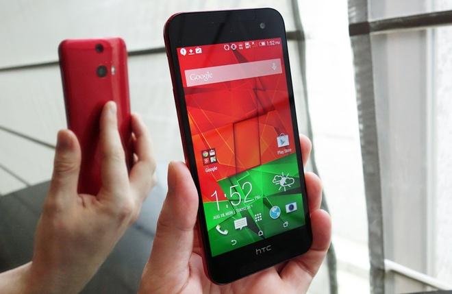 HTC Butterfly 2 gia du kien 7 trieu, sap len ke tai Viet Nam hinh anh