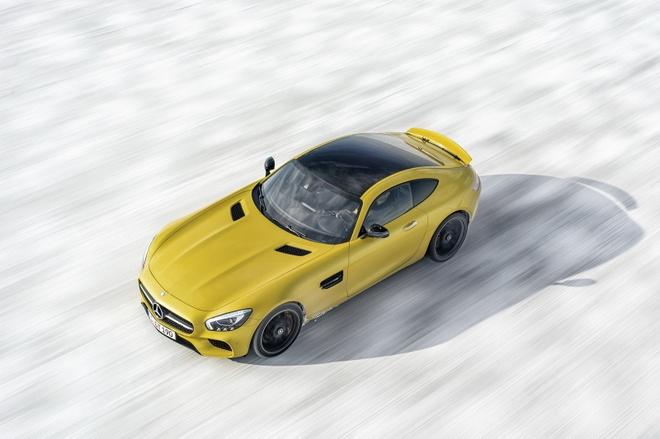 Mercedes-AMG sap duoc trang bi dong co hybrid hinh anh