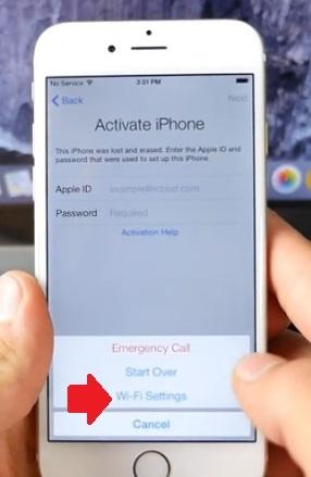 Mo mot vai tinh nang tren iPhone 6, 6 Plus bi khoa iCloud hinh anh 2