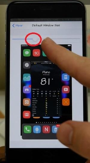 Trang bi cho iPhone chay iOS 8 cua so da nhiem iOS 9 hinh anh 5