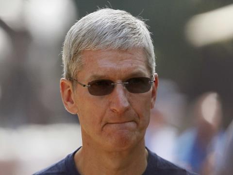 Apple chi ra bao nhieu de dam bao an ninh cho Tim Cook hinh anh