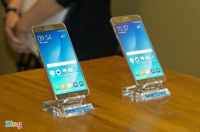 Galaxy Note 5 ban o VN tu 29/8, gia 17,9 trieu dong hinh anh 6