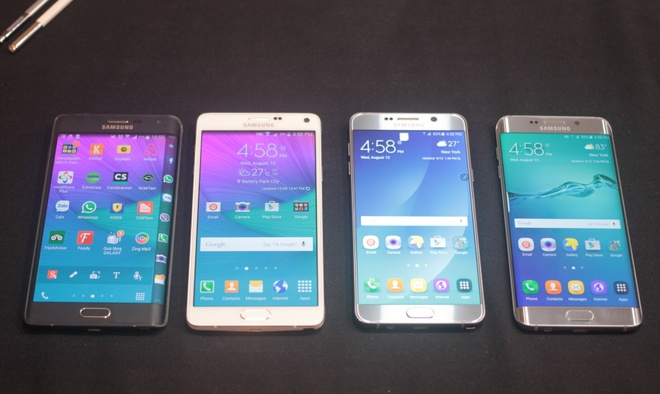 Galaxy Note 5 so dang Note 4, S6 Edge Plus va Note Edge hinh anh