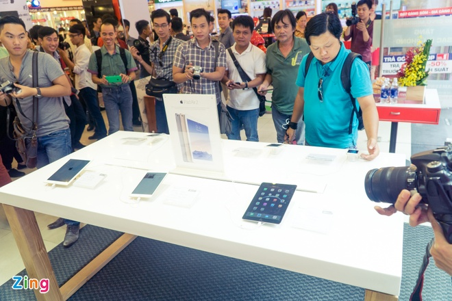 Apple quy hoach lai thi truong iPhone Viet Nam hinh anh 1
