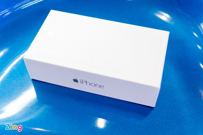 iPhone 6 Plus nhai co cam bien van tay, gia 3,9 trieu o VN hinh anh 1