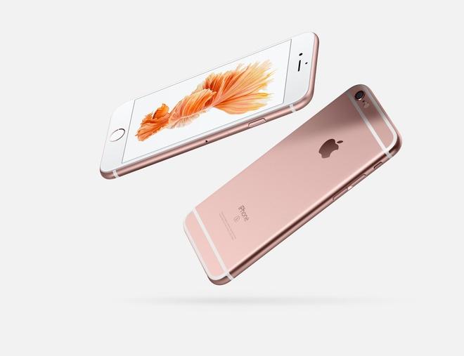 iPhone 6S, 6S Plus trinh lang: Camera 12 MP, them mau hong hinh anh 2