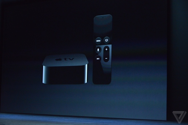 Apple TV moi: Them nhieu ung dung, choi game nhu may Wii hinh anh 1