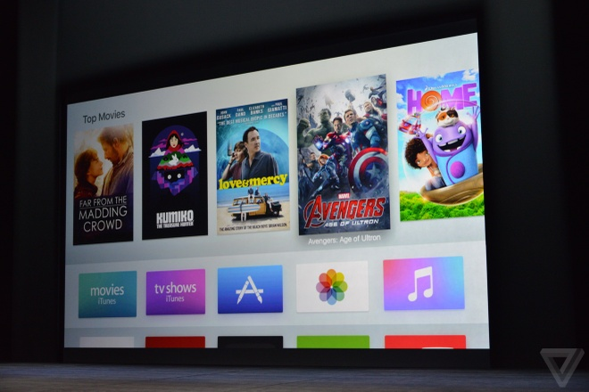 Apple TV moi: Them nhieu ung dung, choi game nhu may Wii hinh anh 2